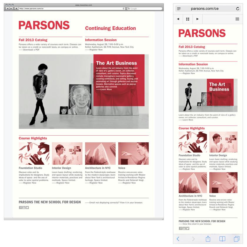 Parsons interior design continuing education Parsons interior design certificate