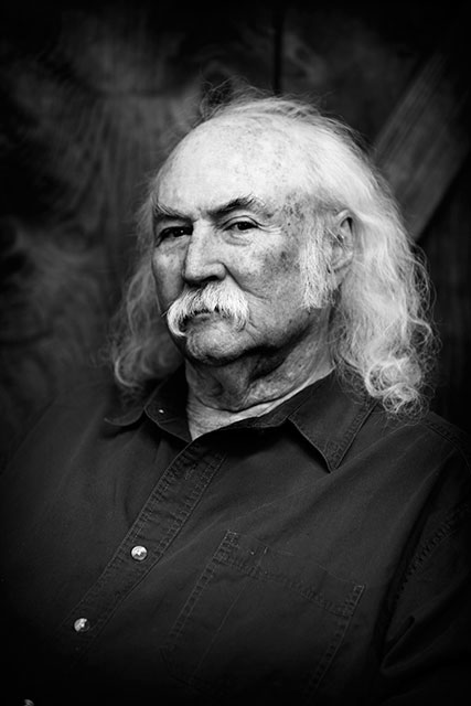 David Crosby Music Is Love Laughing